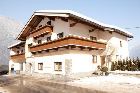 Geweldige skivakantie Zillertal ⛷️Appartementen Haus Amor