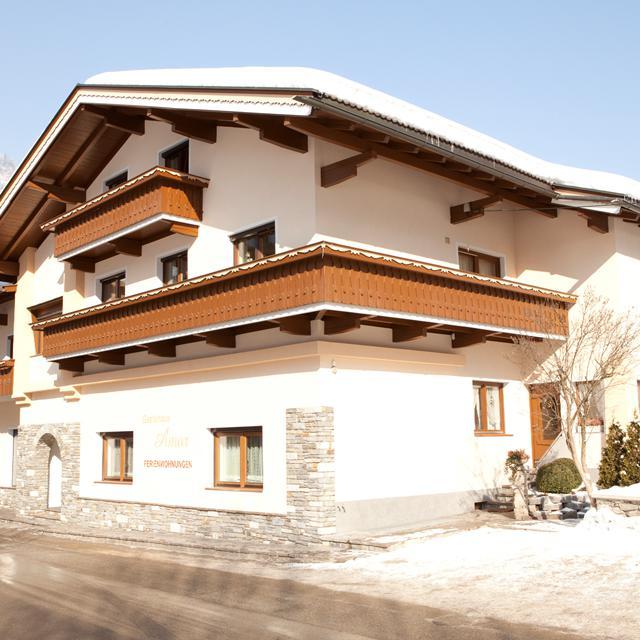 Oostenrijk - Appartementen Haus Amor