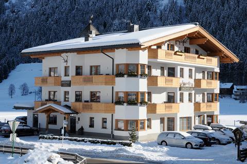 Korting wintersport Zillertal ⛷️Appartementen Jagdhof