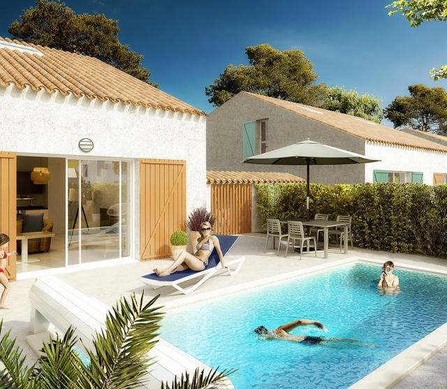 Image of Pierre & Vacances Residence Les Villas d'Olonne