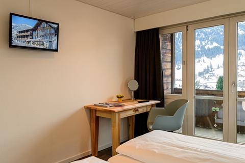 Top skivakantie Jungfrau Region ⛷️Hotel Jungfrau Lodge