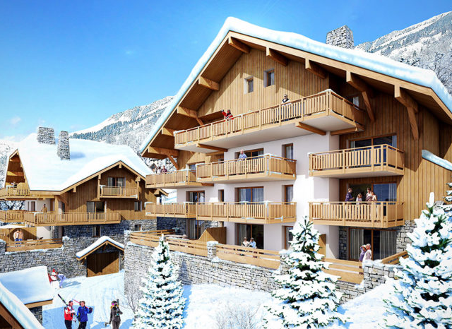 Vaujany - Residence Les Edelweiss