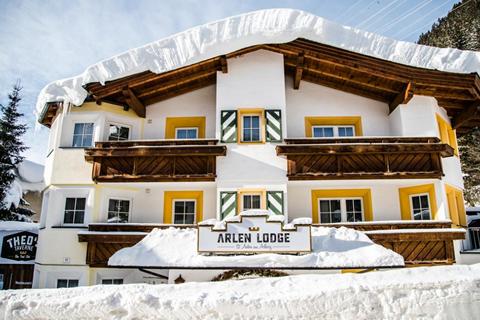 Super wintersport Arlberg Skiregion ⛷️Hotel Arlen Lodge