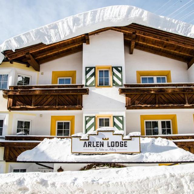 St. Anton am Arlberg - Hotel Arlen Lodge