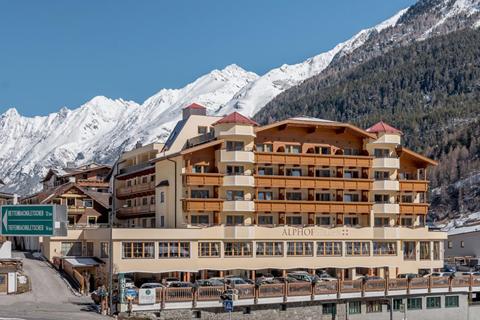 Super wintersport Sölden-Hochsölden ⛷️Hotel Alphof