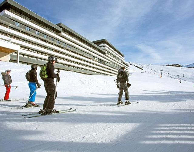 Meer info over SOWELL RESIDENCES Cret Voland  bij Sunweb-wintersport
