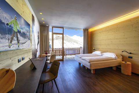 Geweldige wintersport Livigno ⛷️Hotel Alpen Village