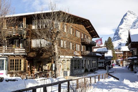 Top skivakantie Jungfrau Region ⛷️Hotel Blumental