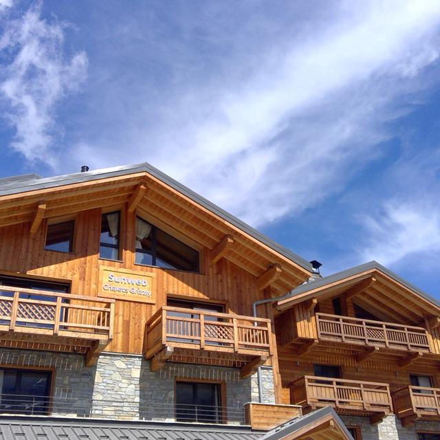 Image of Chalet Grizzly