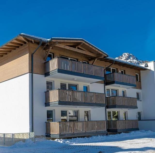 Appartementen Bergblick Salzburgerland