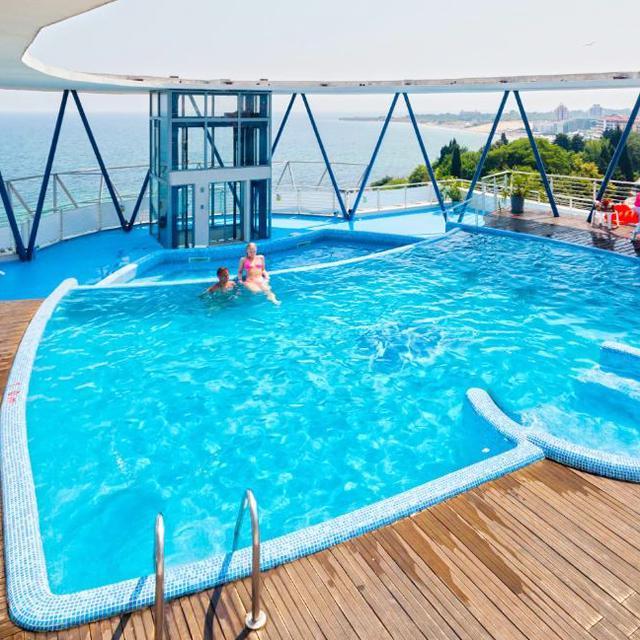 Meer info over Hotel Sol Marina Palace  bij Sunweb zomer