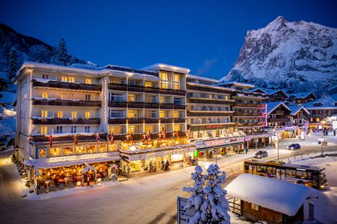 Super wintersport Jungfrau Region ⛷️Hotel Kreuz & Post