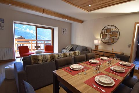 Goedkope wintersport Alpe d'Huez ⛷️Chalet Serendipité