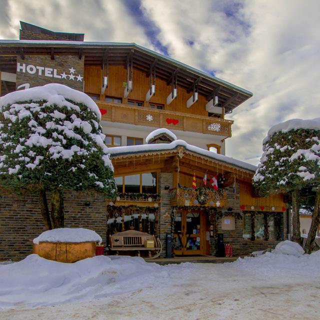 Meer info over Hotel Neige et Roc  bij Sunweb-wintersport