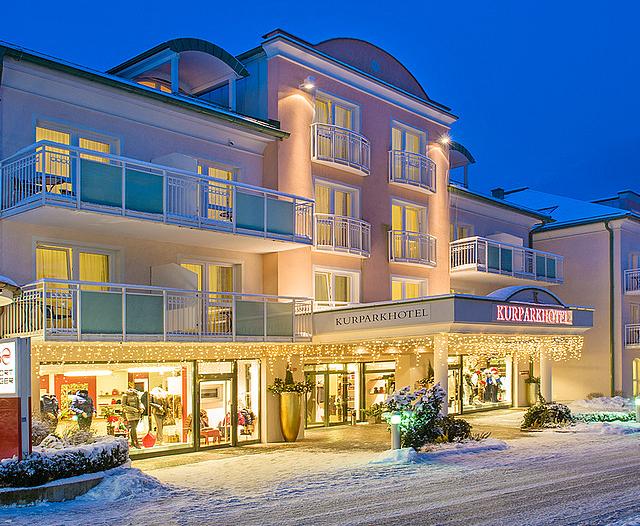 Hotel Kurparkhotel Salzburgerland