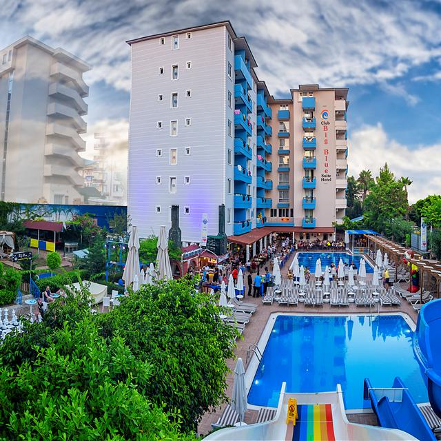 Alanya - Hotel Club Big Blue Suite