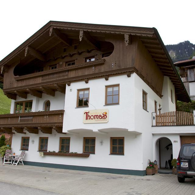 Mayrhofen - Appartementen Landhaus Thomas