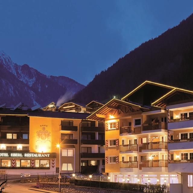 Hotel Eberl Tirol