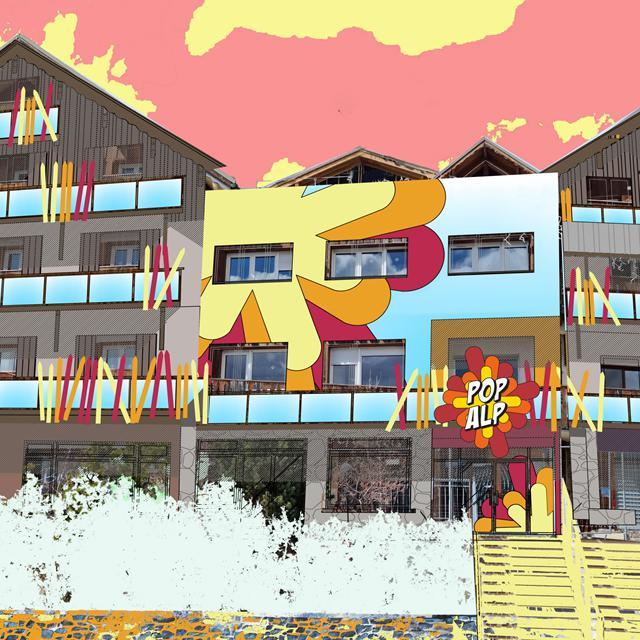 Alpe d'Huez - PopAlp Hotel