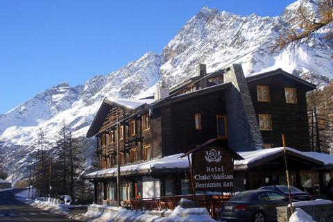 TIP skivakantie Breuil-Cervinia ⛷️Hotel Chalet Valdotain