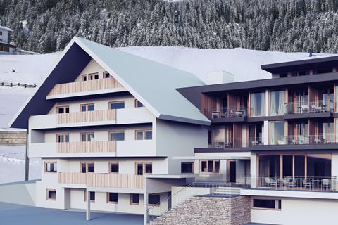 TOP DEAL skivakantie Arlberg Skiregion ⛷️Hotel Das Sonnbichl