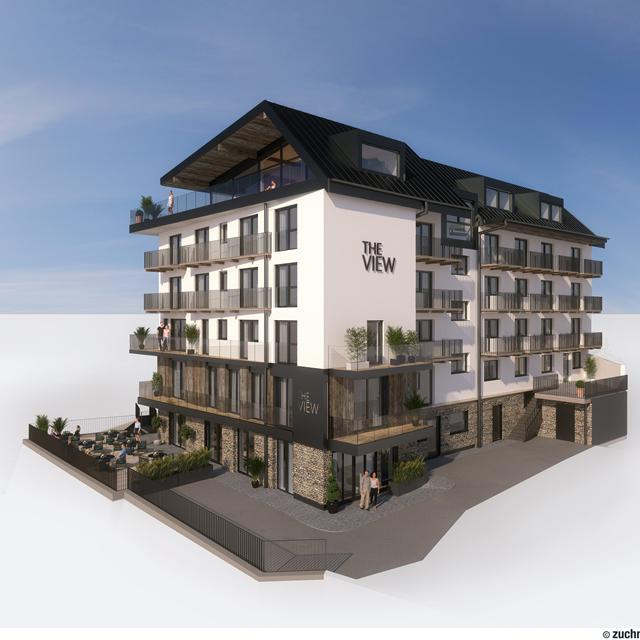 Hotel The View Salzburgerland
