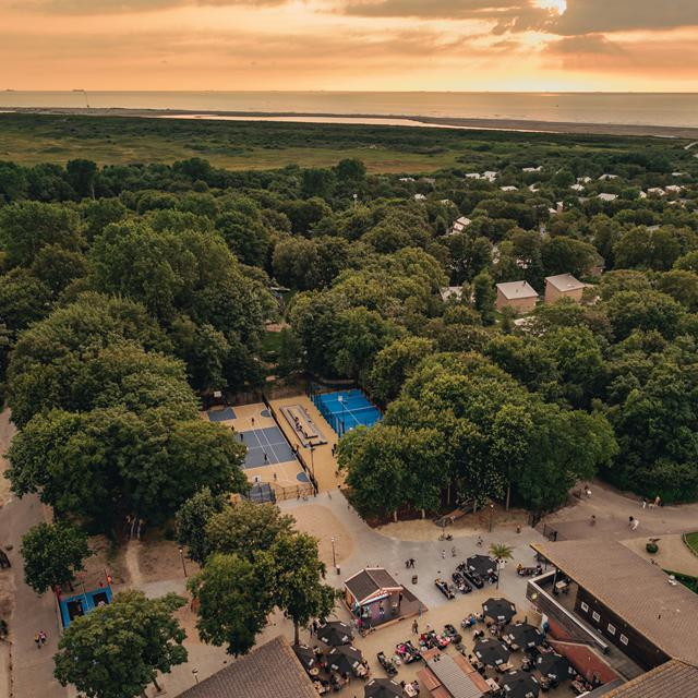 Den Haag - Vakantiepark Roompot Kijkduinpark