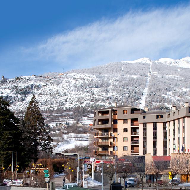 Meer info over SOWELL Hotels Le Parc et Spa  bij Sunweb-wintersport