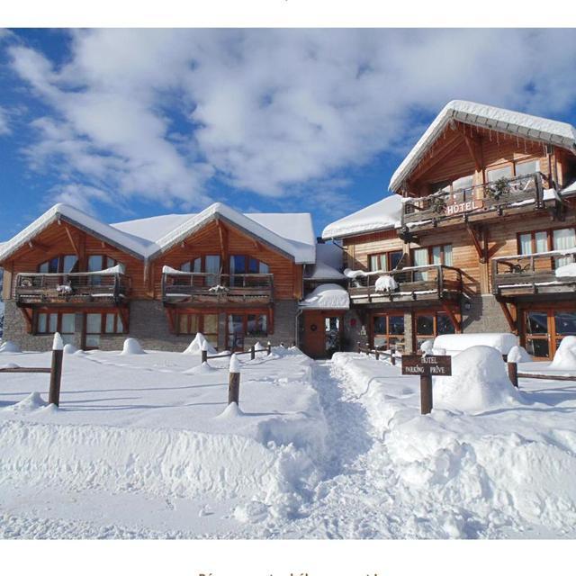 Meer info over Hotel L'Ecrin des Neiges  bij Sunweb-wintersport