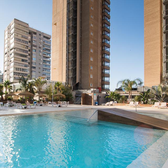 Meer info over Hotel Les Dunes Comodoro  bij Sunweb zomer