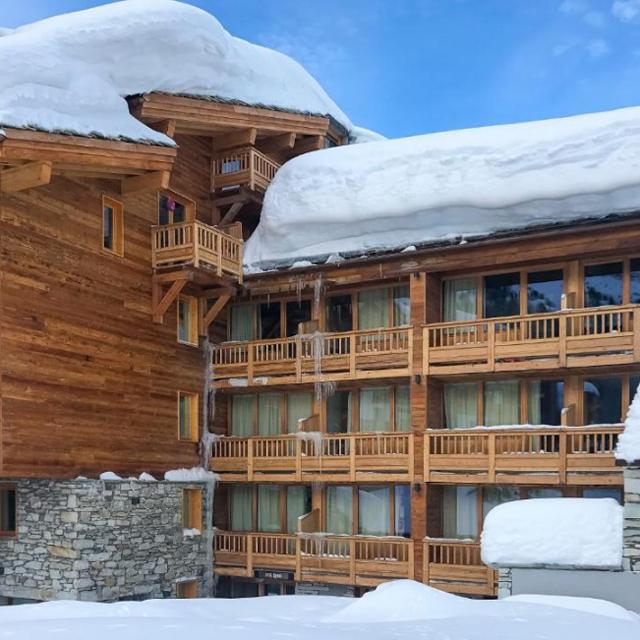 Val d'Isère - Hotel Ski Lodge