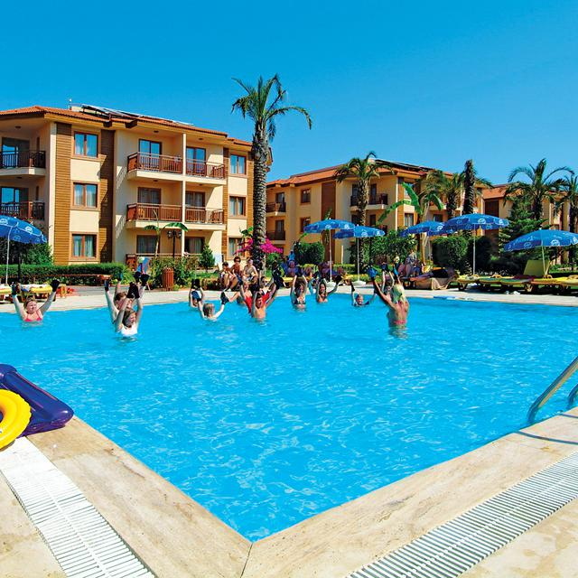 Alanya - Hotel Eftalia Village