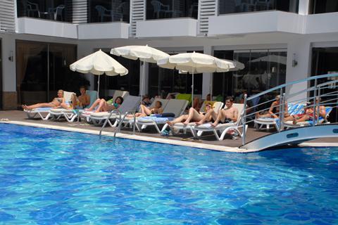 Top vakantie Turkse Rivièra 🏝️Hotel Oba Star