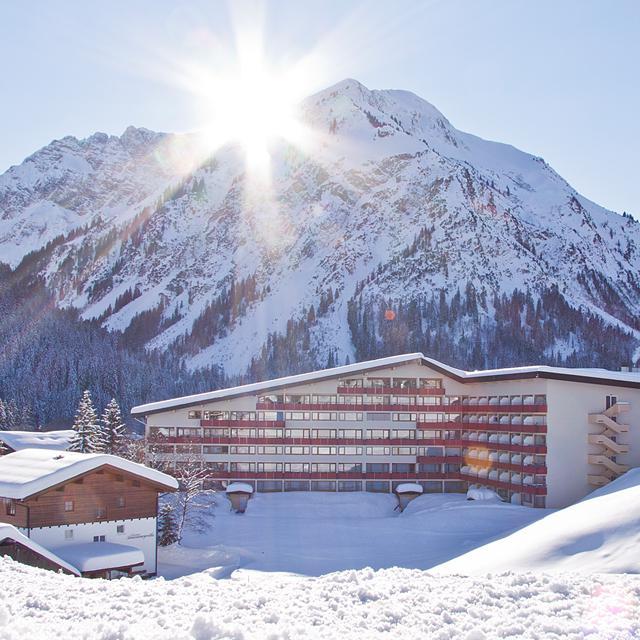 Aparthotel Kleinwalsertal - Hotel