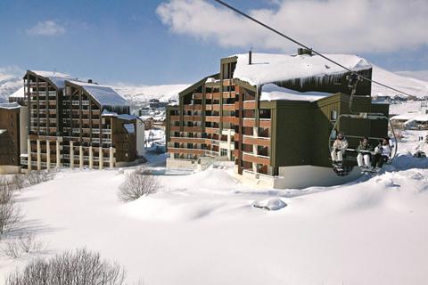 Super wintersport Alpe d'Huez Grand Domaine Ski ⛷️Résidence P&V Les Bergers