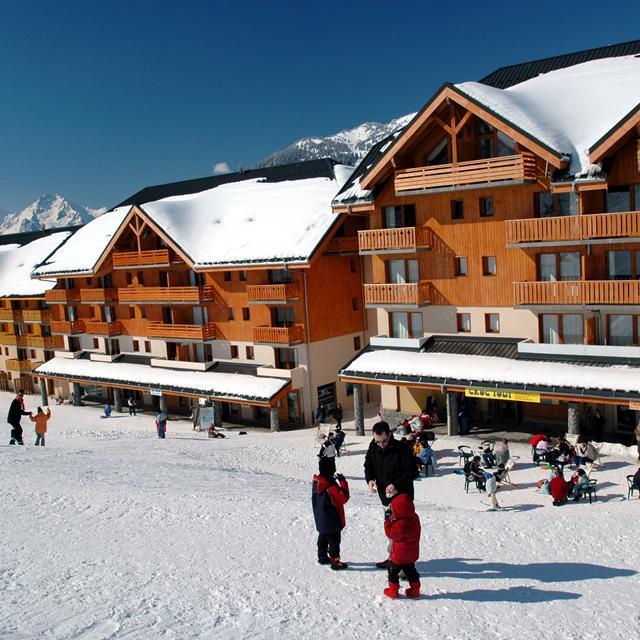 Op SneeuwVakantieTips is alles over wintervakantie | lastminuts te vinden: waaronder sunweb en specifiek Résidence Odalys Le Hameau de St. Francois (voordeeltarief)