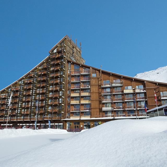 Hotel Club MMV Les Mélèzes