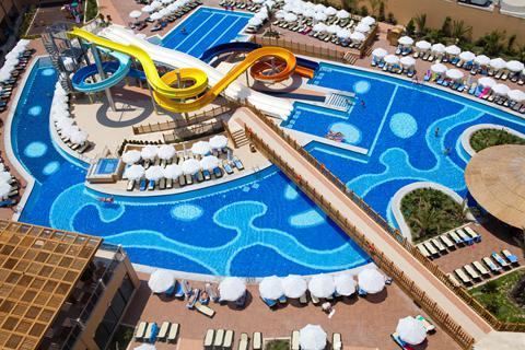 All inclusive zonvakantie Turkse Rivièra - Hotel Villa Side Residence