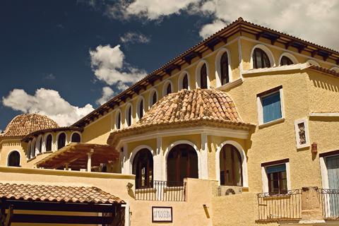 Last minute vakantie Costa Blanca 🏝️Appartementen Pueblo Acantilado Suites