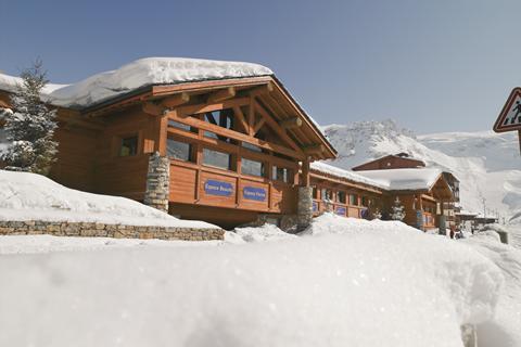 Korting wintersport Tignes - Val d'Isère ⛷️Résidence P&V Premium Ecrin des Neiges