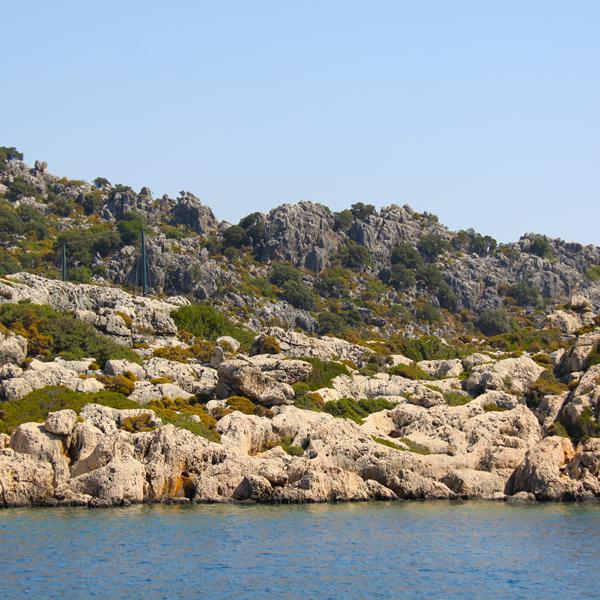 Chartervlucht Zuid Egeische Kust