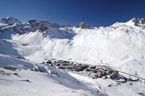 Goedkope wintersport Tignes - Val d'Isère - Résidences du Roc Blanc Val Claret - extra ingekocht