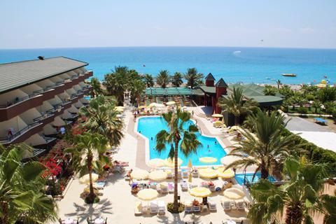 Aanbieding zonvakantie Turkse Rivièra - Hotel Galeri Resort