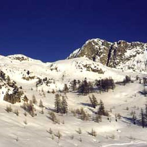 Domaine skiable Isola 2000