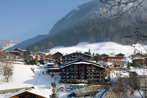 Goedkope wintersport Les Portes du Soleil ⛷️Hotel Le Petit Dru
