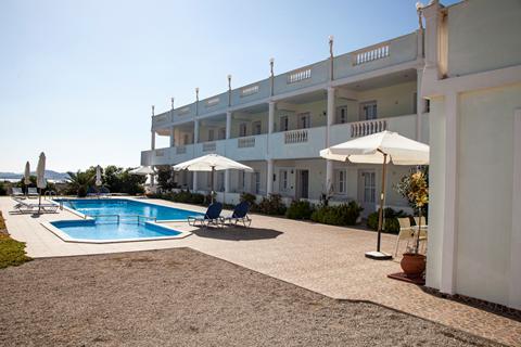 Goedkope zonvakantie Karpathos - Appartementen Athena Palace