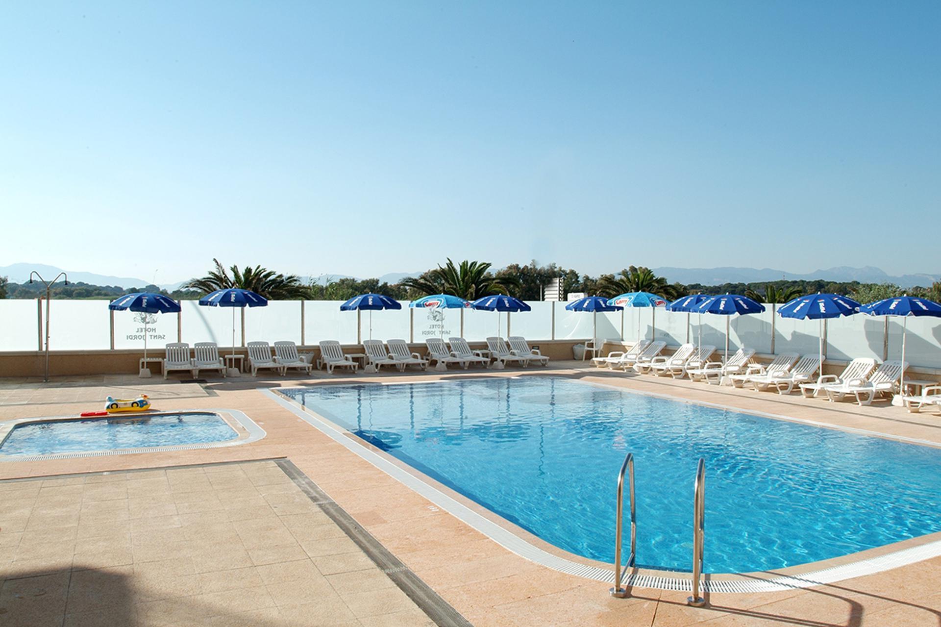 Hotel Sant Jordi Mallorca Palma De Mallorca Spanien