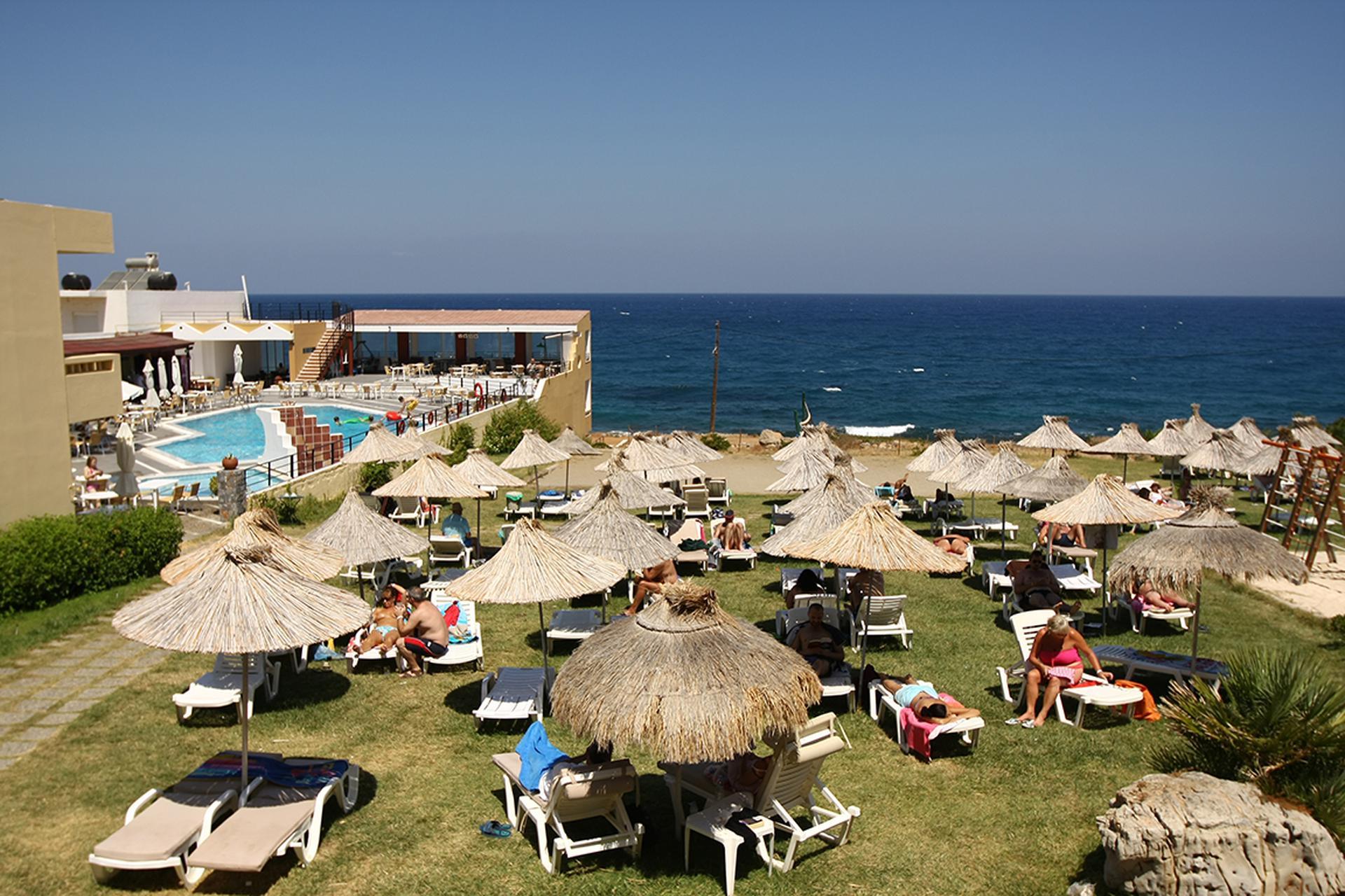 Hotel Sissy Bay (Halbpension) - Kreta, Griechenland   Sunweb