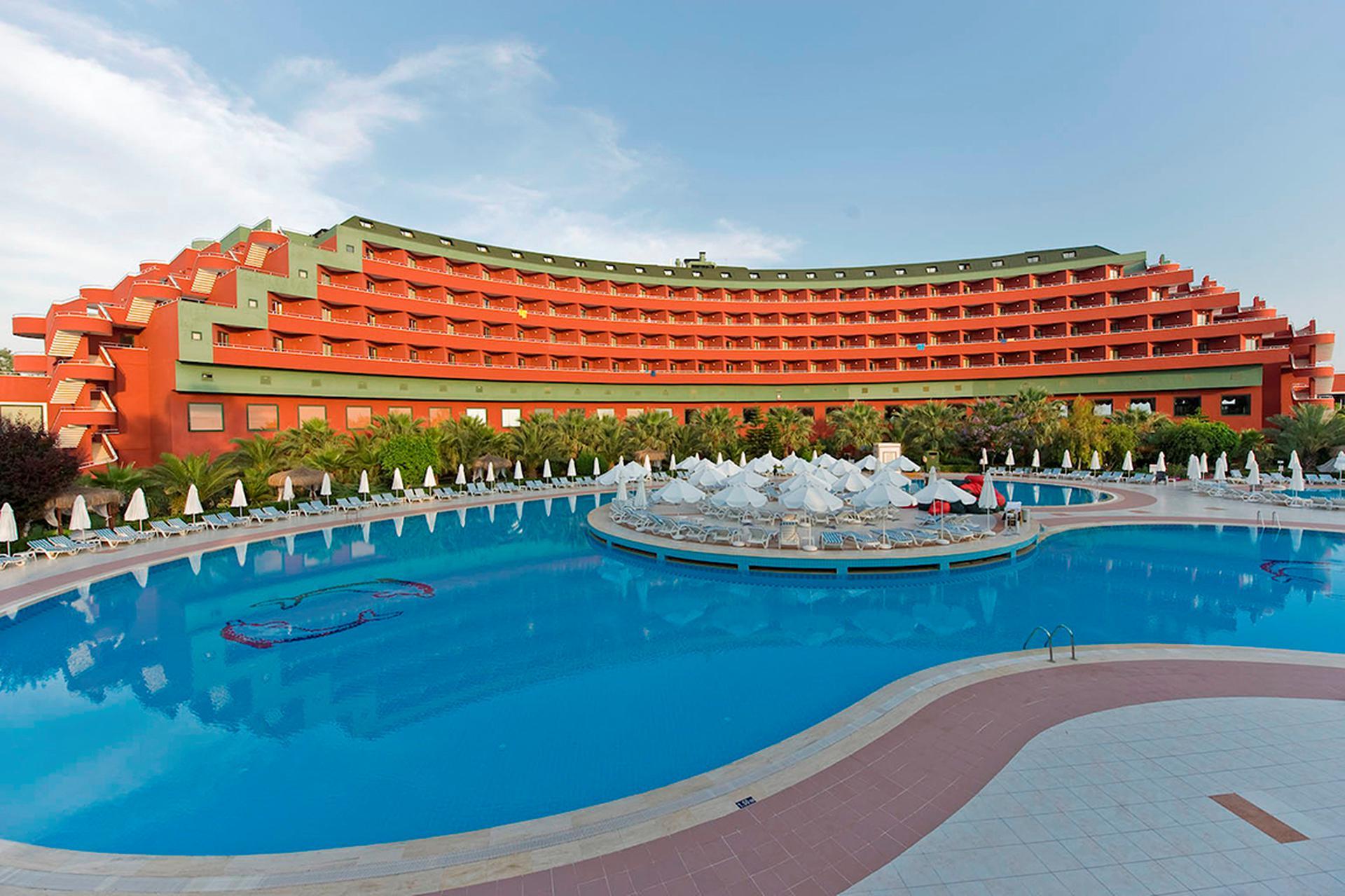 Turkei Hotel Delphin Deluxe Resort
