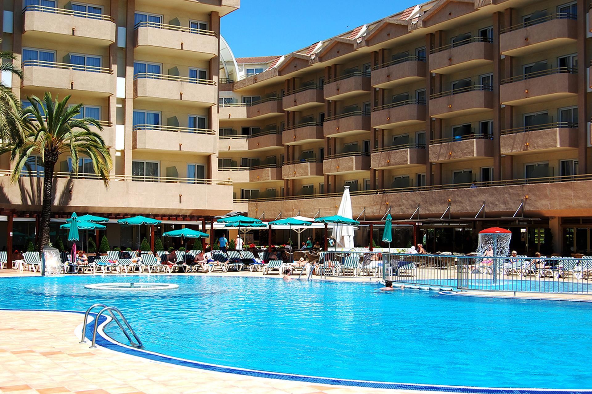 Hotel Florida Park Santa Susanna Spanien